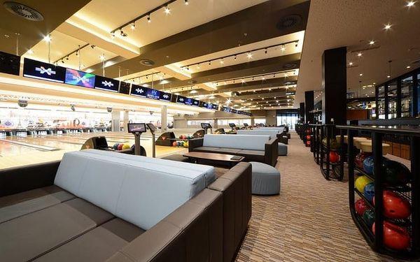 Pizza či cibulové kroužky a bowling v největším bowlingovém centru Moravy3