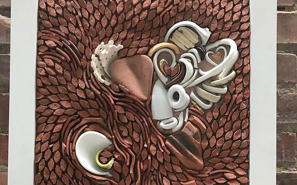 Individuální kurz umělecké mozaiky   Únětice   celoročně   cca 4 hodiny3