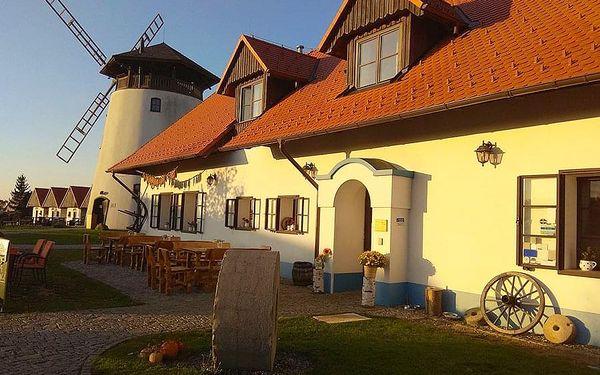 Víkend na Slováckém mlýně pro dva | Bukovany | 1. duben – 31. říjen | 3 dny/2 noci2