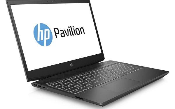 Notebook HP Gaming 15-cx0015nc (4MV36EA#BCM) černý3