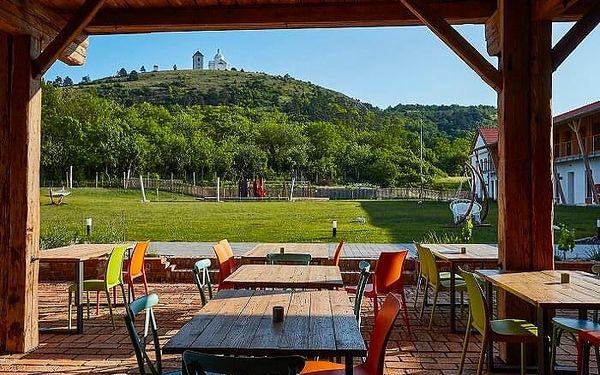 Designový vinařský hotel v Mikulově   Mikulov   od 15. října do 31. května   3 dny/2 noci3