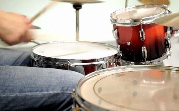 Hra na bicí soupravu | Kolín | celoročně | 2,5 hodiny vč. instruktáže3