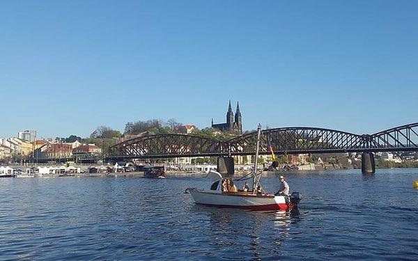 Projížďka po Vltavě s horkou lázní | Praha | celoročně | cca 120 minut2