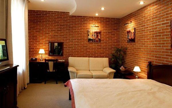 Romantický pobyt v hotelu Gondola