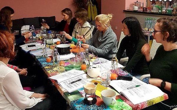 Výroba přírodní léčivé kosmetiky | Praha | září - červen (PO-PÁ 18:00 – 21:00, SO-NE 10:00 – 13:00) | cca 3 hodiny4