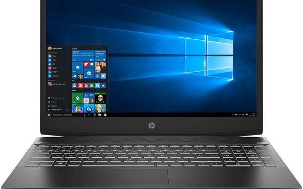 Notebook HP Gaming 15-cx0015nc (4MV36EA#BCM) černý5