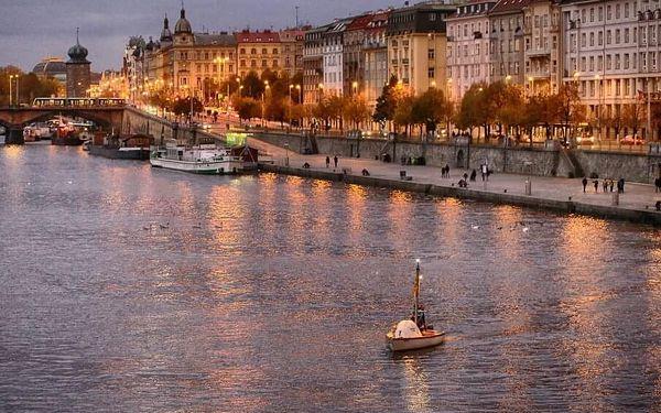 Projížďka po Vltavě s horkou lázní | Praha | celoročně | cca 120 minut4
