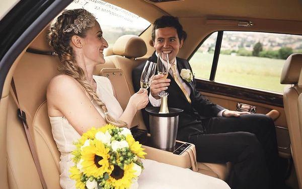 Luxusní romantika v Rolls-Royce | Brno | celoročně | 2 hodiny4