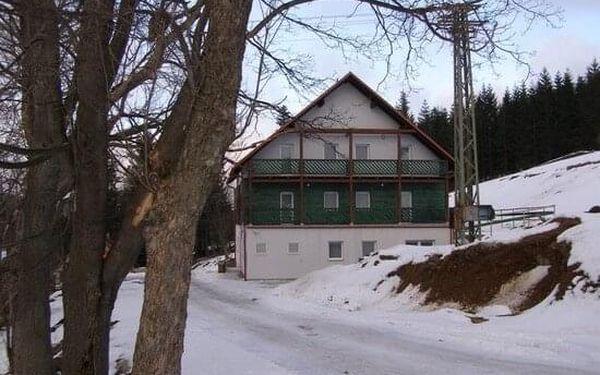 Zimní pobyt na Klínovci | okolí Klínovce | říjen – březen (dle sněhových podmínek) | 3 dny/2 noci3