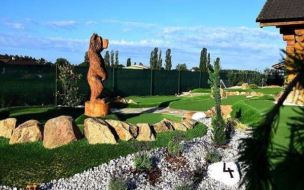 Adventure golf Horní Bezděkov