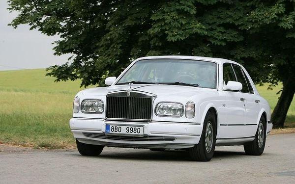 Luxusní romantika v Rolls-Royce | Brno | celoročně | 2 hodiny5