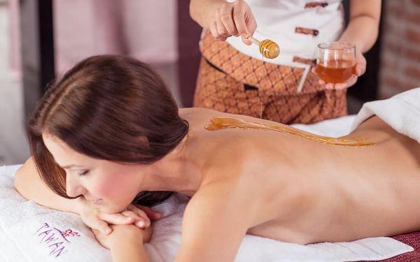 Medová masáž | Mladá Boleslav | celoročně | 1 hodina4