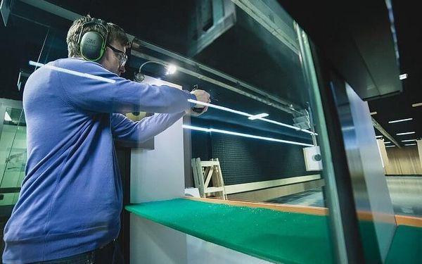 Profesionální výcvik střelby   Meziměstí   celoročně   2 hodiny4