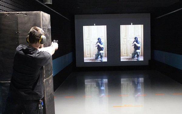 Profesionální výcvik střelby   Meziměstí   celoročně   2 hodiny5