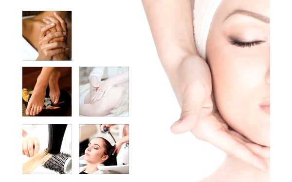 Beauty day – ošetření pleti, vlasů a nehtů