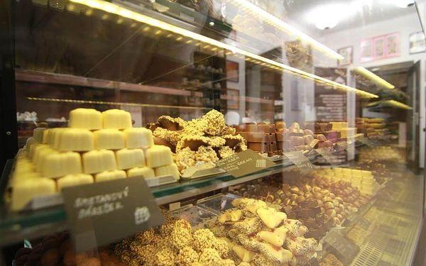 Den v muzeu čokolády a marcipánu | Tábor | celoročně | 3 - 6 hodin5