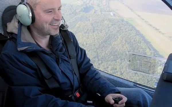 Adrenalinový let   Praha Letňany   Duben - říjen (dle počasí).   20 minut.5