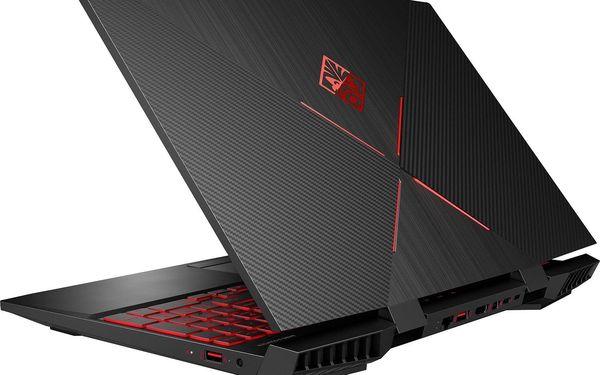 Notebook HP Omen 15-dc1600nc (8NF28EA#BCM) černý + DOPRAVA ZDARMA2