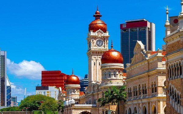 Malajsie a Singapur - Fascinující cesta srdcem jihovýchodní Asie, Malajsie, letecky, snídaně v ceně (3.2.2020 - 18.2.2020)4