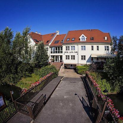Maďarsko: Hotel Lajta Park