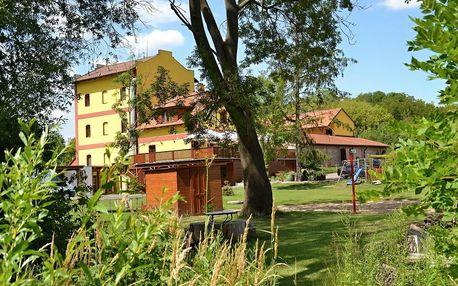 Jižní Morava: Penzion Mlýn Sedlec