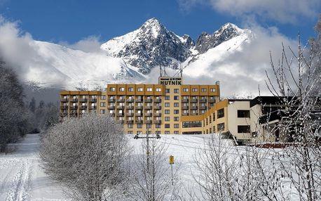 Vysoké Tatry: Horský hotel Hutník