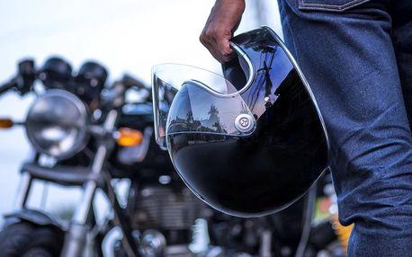 Zapůjčení motorky: 8, 24 hodin nebo celý víkend
