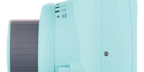 Digitální fotoaparát Fujifilm Instax mini 9 + pouzdro modrý4