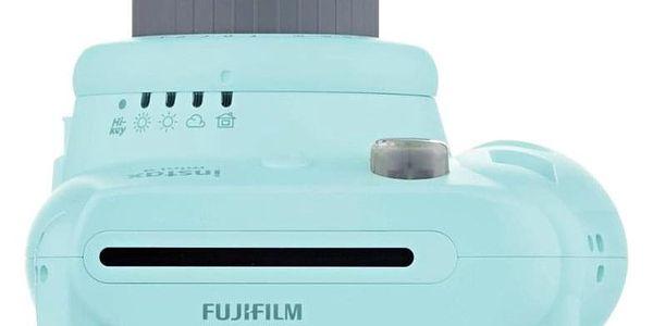 Digitální fotoaparát Fujifilm Instax mini 9 + pouzdro modrý5