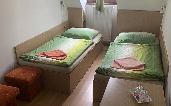 Dvoulůžkový pokoj Standard s manželskou postelí2