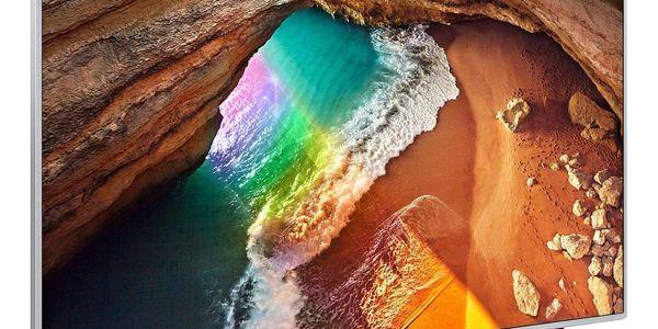 Televize Samsung QE55Q67R stříbrná + DOPRAVA ZDARMA2