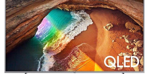 Televize Samsung QE55Q67R stříbrná + DOPRAVA ZDARMA3