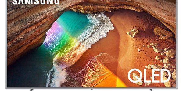 Televize Samsung QE55Q67R stříbrná + DOPRAVA ZDARMA4