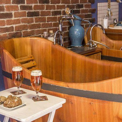 Pobyt v pivních lázních v Poděbradech na 2 až 5 dnů