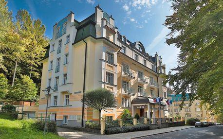 Západočeské lázně: Villa Savoy Spa Park Hotel