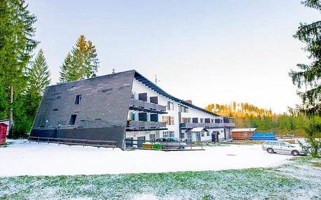 Beskydy v Hotelu Bečva v objetí ski areálů a běžeckých stop s infrasaunou, sportovními aktivitami a polopenzí