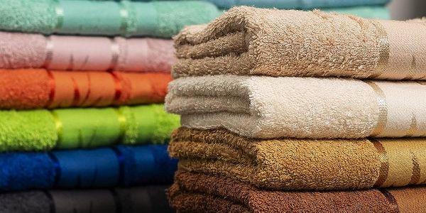 4Home Sada Bamboo Premium osuška a ručník hnědá, 70 x 140 cm, 50 x 100 cm2