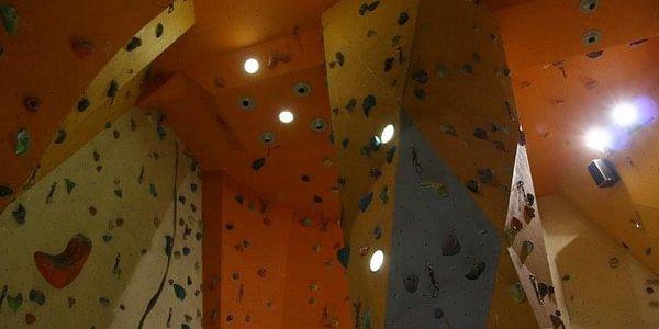 Aktivní odpočinek: 2hodinový individuální kurz lezení či vstup na stěnu2
