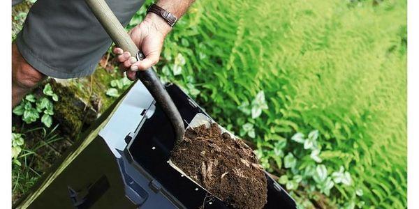Prosperplast Kompostér černá, 380 l2