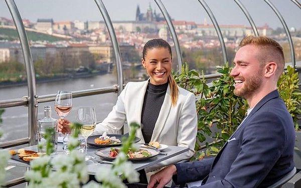 Večeře v Tančícím domě | Praha | celoročně | záleží pouze na Vás5