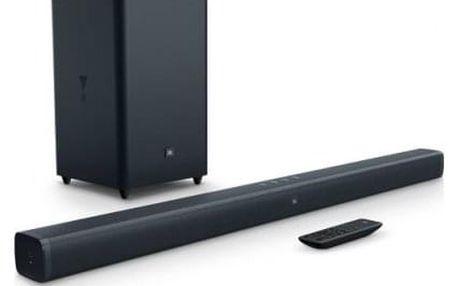 Soundbar JBL Bar 2.1 černý