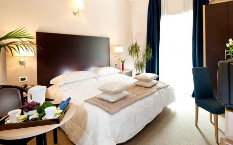 Prázdniny v Římě až do prosince: Hotel Club House **** jen 3 zastávky od Vatikánu