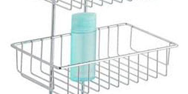 Koupelnová police do sprchy NIVALA, 3 úrovně, WENKO2
