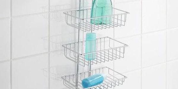 Koupelnová police do sprchy NIVALA, 3 úrovně, WENKO5
