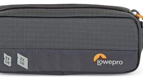 Pouzdro Lowepro GearUp Memory Wallet 20 šedé (E61PLW37186)