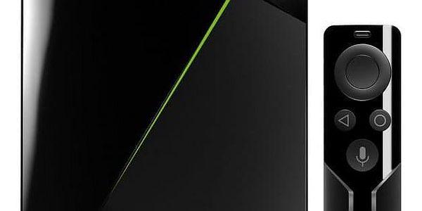 Herní konzole NVIDIA SHIELD TV + dálkové ovládaní (945-12897-2505-100)3