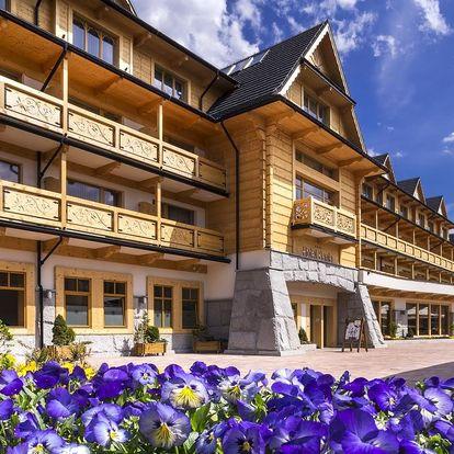 Vysoké Tatry: Hotel Bania Thermal & Ski