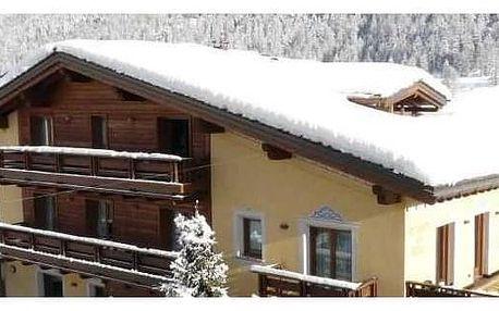 Itálie - Livigno na 3 dny, polopenze s dopravou vlastní