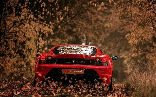 Jízda ve Ferrari F430 F1 Scuderia2