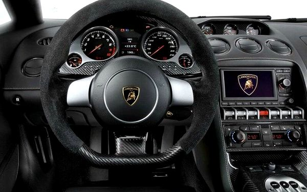 Jízda v Lamborghini Gallardo LP560-42